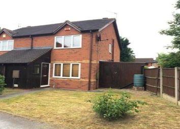 Thumbnail 2 bedroom semi-detached house to rent in Bedarra Grove, Lenton, Nottingham