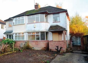 Thumbnail 3 bed semi-detached house for sale in 47 Stanhope Road, Reading, Berkshire