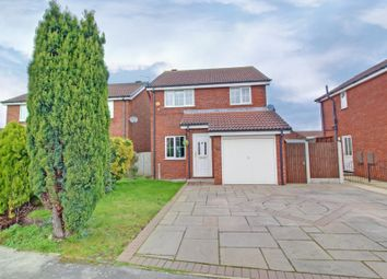 Thumbnail 3 bed detached house for sale in Garth Drive, Hambleton, Selby