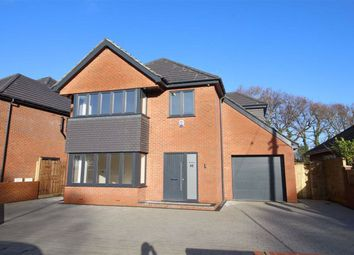 Thumbnail 4 bed detached house for sale in Lymington Road, New Milton