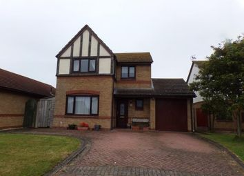 Thumbnail 3 bed detached house for sale in Llys Cregyn, Kinmel Bay, Denbighshire, .