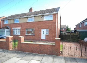 Thumbnail Semi-detached house for sale in Tennyson Avenue, Boldon Colliery