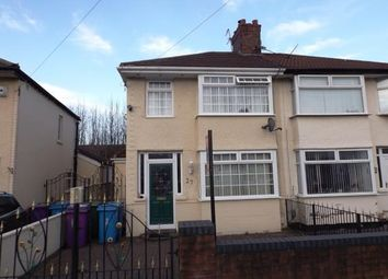 Thumbnail 4 bedroom semi-detached house for sale in Hildebrand Road, Liverpool, Merseyside