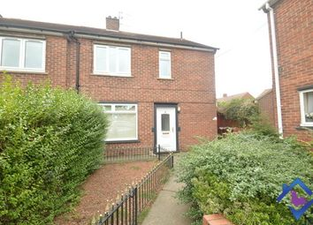 Thumbnail 1 bed flat to rent in Eshott Close, Newcastle Upon Tyne