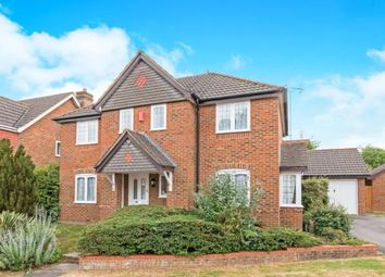 Thumbnail 4 bed detached house for sale in Chineham, Basingstoke, Hampshire