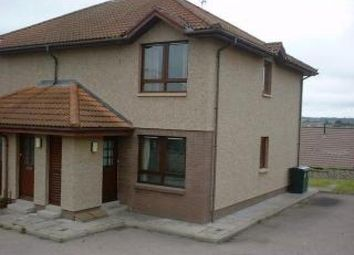 Thumbnail 1 bed flat for sale in 13 School Brae, Elgin
