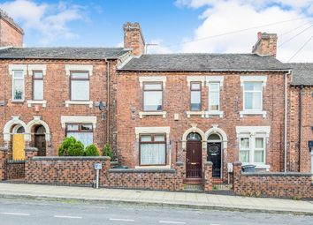 Thumbnail 2 bed terraced house for sale in Gilman Street, Stoke-On-Trent