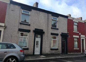 2 bed terraced house for sale in Warrington Street, Blackburn BB1