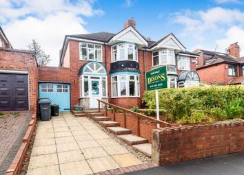 Thumbnail 3 bed semi-detached house for sale in Abbey Road, Smethwick, Birmingham, West Midlands