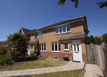 Thumbnail 3 bed semi-detached house for sale in Martlet Close, Lee-On-The-Solent