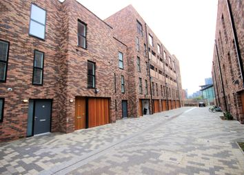 Thumbnail 3 bed property to rent in Lockgate Mews, Manchester, Greater Manchester