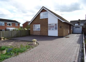 Thumbnail 3 bed detached bungalow for sale in Orchard Street, Ibstock, Leicestershire