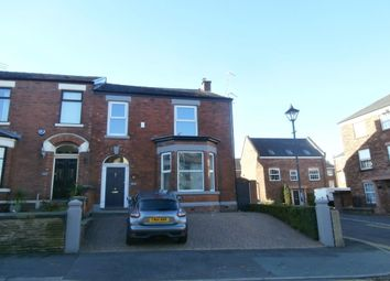Thumbnail 4 bed semi-detached house for sale in Stockport Road, Hyde