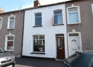 Thumbnail 2 bed terraced house to rent in Chancery Lane, Cardiff