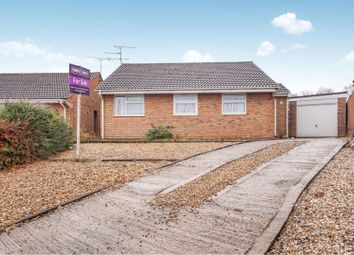 Thumbnail 3 bed detached bungalow for sale in Harlech Close, Swindon