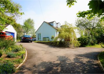 Thumbnail 4 bed detached house for sale in Tregavethan, Truro