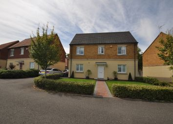 Thumbnail 4 bed detached house to rent in Brigadier Gardens, Ashford
