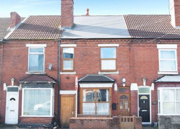 Thumbnail 2 bed terraced house for sale in Dudley Road, Halesowen