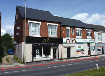 Thumbnail 5 bed flat for sale in Cannock Road, Hednesford, Cannock, Staffordshire