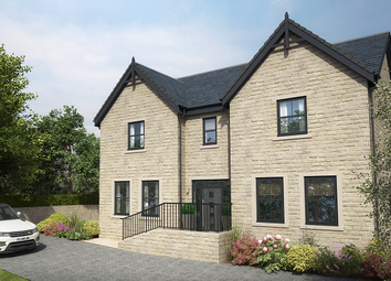 Thumbnail 4 bed detached house for sale in Clarence Road, Horsforth, Leeds