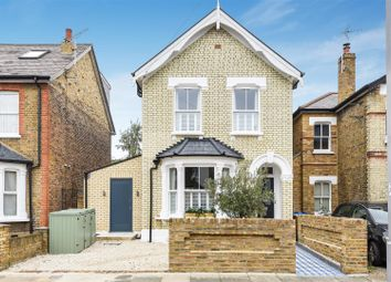 Thumbnail 6 bed detached house for sale in Gibbon Road, Kingston Upon Thames