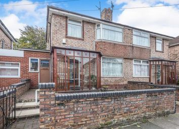 Thumbnail 3 bed semi-detached house for sale in Rudyard Road, Liverpool, Merseyside