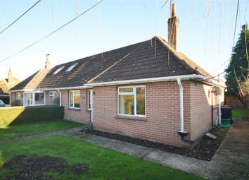Thumbnail 2 bed semi-detached bungalow for sale in Pepper Hill, Shillingstone, Blandford Forum
