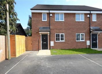 Thumbnail 3 bed semi-detached house for sale in Macs Close, Bath Road, Padworth