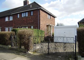 Thumbnail 2 bedroom property to rent in Halsall Drive, Sheffield