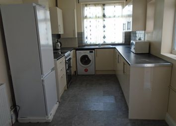 Thumbnail 4 bed terraced house to rent in Cowesby Street, Manchester