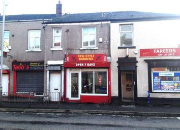 Thumbnail Retail premises for sale in Tweedale Street, Rochdale