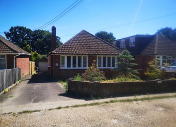 Lower Northam Road, Hedge End, Southampton SO30. 2 bed detached bungalow