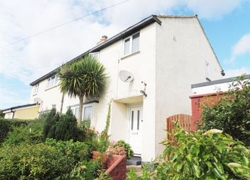 Thumbnail 3 bed semi-detached house for sale in Grenville Avenue, Torquay