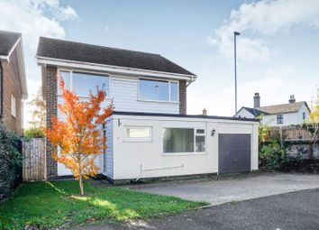 Thumbnail 4 bed detached house for sale in Wellington Place, Bassingbourn-Cum-Kneesworth