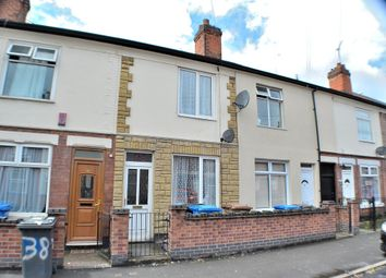 Thumbnail 2 bedroom terraced house for sale in Grosvenor Street, Derby