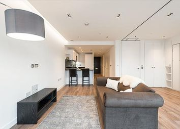 Thumbnail 2 bed flat to rent in Satin House, Aldgate, London