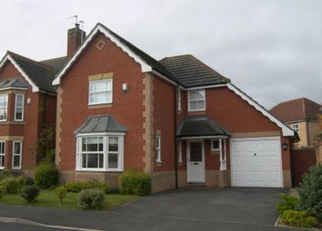 Thumbnail 4 bed detached house to rent in Long Crag View, Harrogate