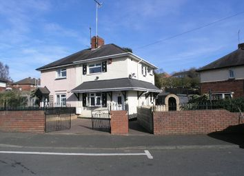 2 bed semi-detached house for sale in Dudley, Netherton, Worcester Road DY2