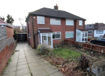 Thumbnail 3 bed semi-detached house to rent in Merrion Close, Woolton