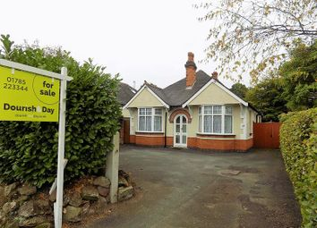 Thumbnail 3 bed bungalow for sale in Weeping Cross, Stafford