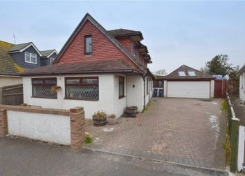 Thumbnail 3 bed detached house for sale in Lancing Park, Lancing, West Sussex
