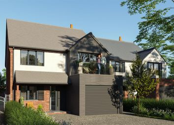 4 bed detached house for sale in Swing Bridge Wharf, Moira DE12