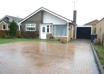Thumbnail 2 bed detached bungalow for sale in Queens Avenue, Herne Bay, Kent
