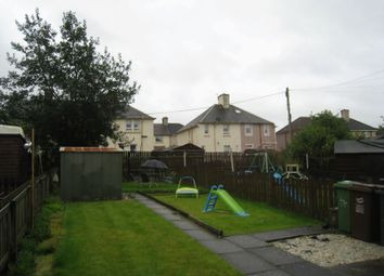 Thumbnail 2 bedroom flat for sale in Newbattle Avenue, Calderbank, Airdrie