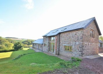 Thumbnail 3 bed barn conversion for sale in Stoodleigh, Tiverton