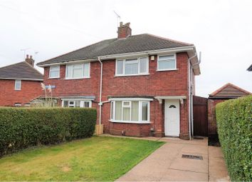 Thumbnail 3 bedroom semi-detached house for sale in Leamington Drive, Sutton-In-Ashfield