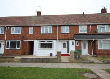 Thumbnail 3 bed terraced house for sale in Melrose Avenue, Billingham