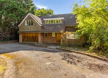 Thumbnail 4 bedroom detached house for sale in Russell Road, Northwood, Middlesex