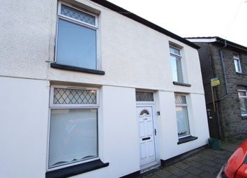 Thumbnail 2 bed terraced house for sale in William Street, Ystrad -, Pentre