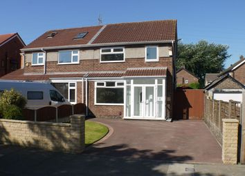 Thumbnail 3 bed semi-detached house to rent in Old Racecourse Road, Maghull, Liverpool